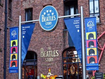 The Beatles Story Package