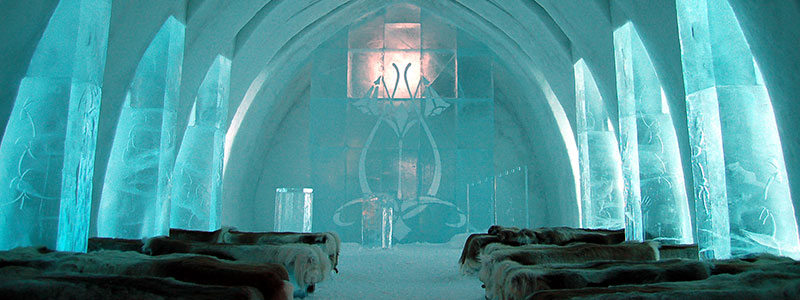 Bucket List Hotels - Icehotel Sweeden