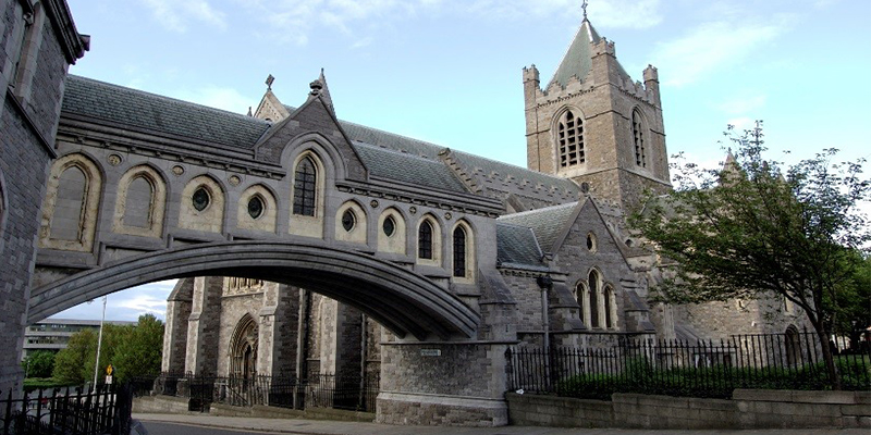 Discover dublin stunning architectural gems for Architects creative christchurch