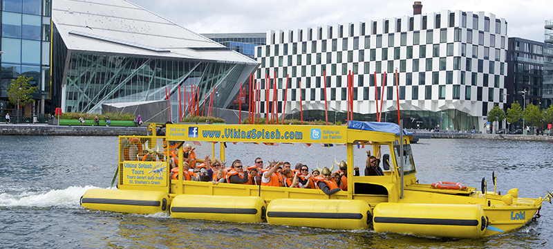 Viking Splash Tours Dublin