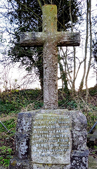 Mompession's Cross