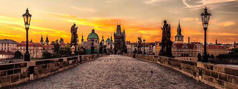 Romantic Getaway - Prague