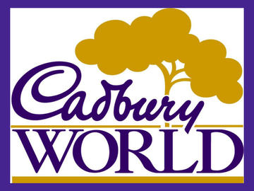 CADBURYS WORLD     BIRMINGHAM SPECIAL OFFER