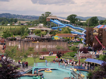 CREALY GREAT ADVENTURE  PARK    Family Package in Exeter