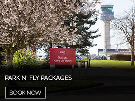 PARK AND FLY   EAST MIDLANDS AIRPORT PACKAGE