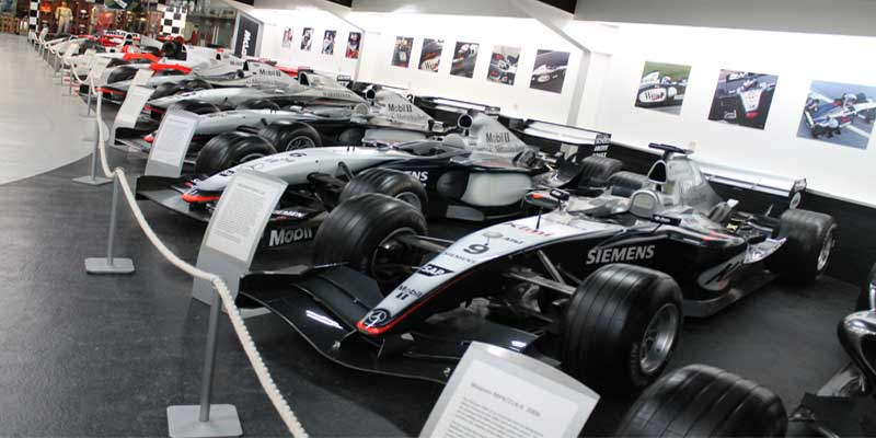 The Grand Prix Collections