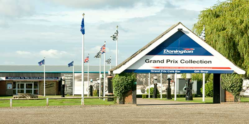 The Grand Prix Gift Shop