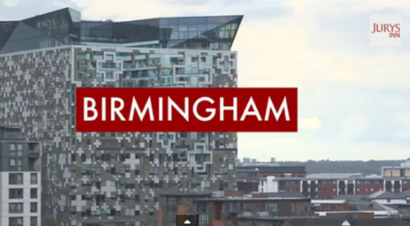 36 Minute City Guide to Birmingham