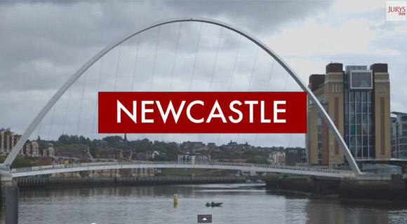 36 Minute City Guide to Newcastle
