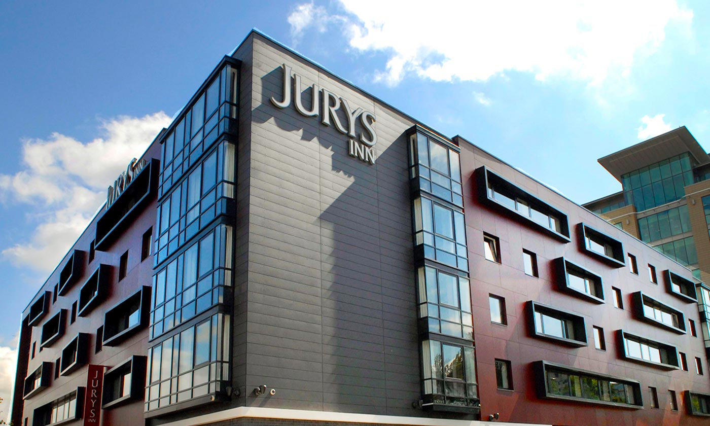 Jurys Inn Car Park Nottingham